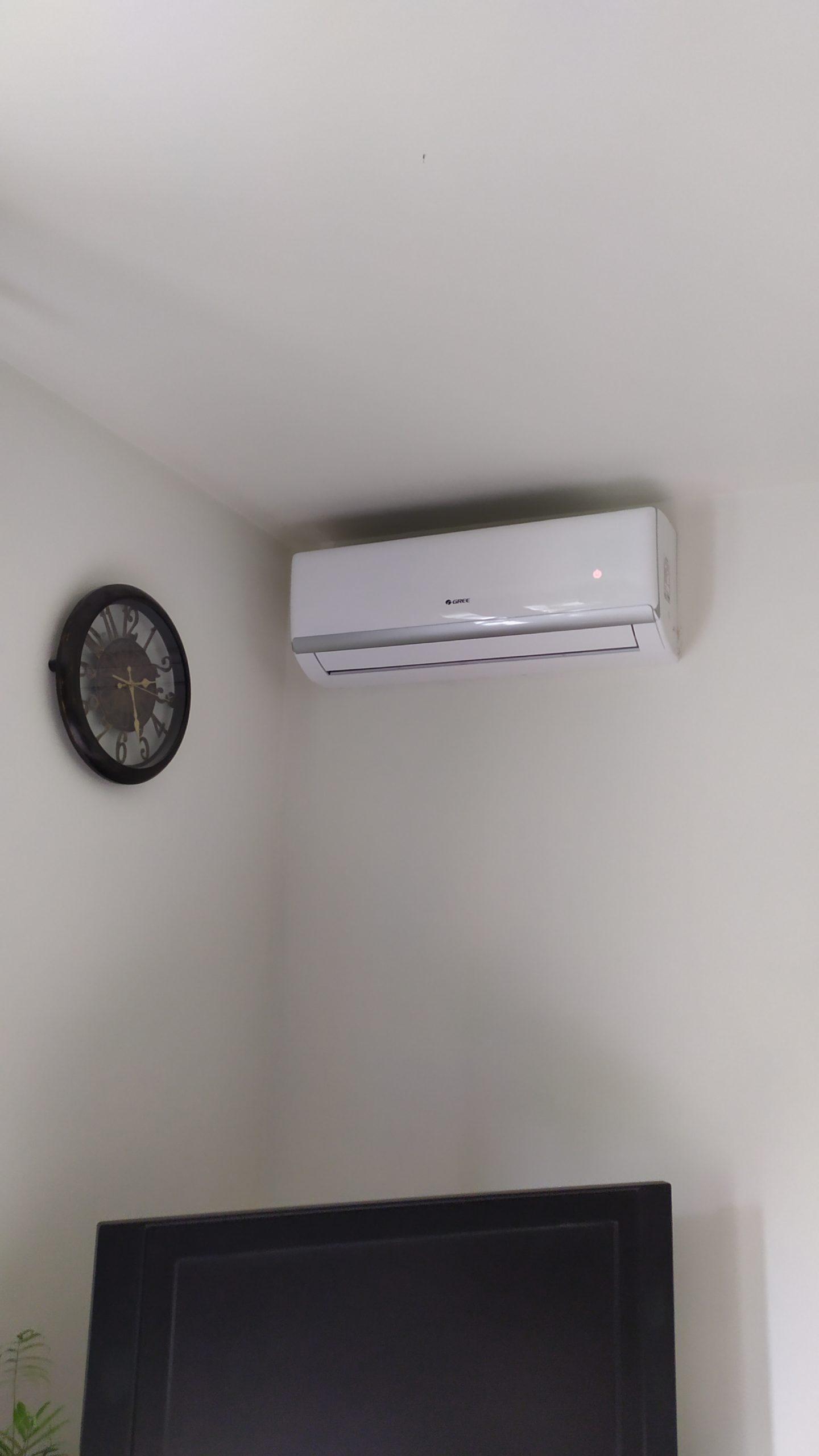 Czy klimatyzator ścienny może schłodzić kilka pomieszczeń?